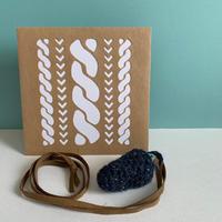編み物 - シロリス