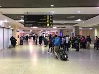 やっとカサブランカ空港に到着です。ですがここからマラケッシュまで250kmもあります! - せっかく行く海外旅行のために