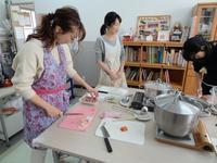 1/8ママ・プレママ・クッキング - 桂つどいの広場「いっぽ」 Ippo in Katsura