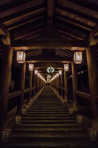 観音万燈会~奈良・長谷寺 - 鏡花水月