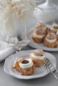 シュークリーム - フランス菓子教室 Paysage Calme