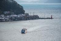 舟屋巡り(2) - シセンのカナタ