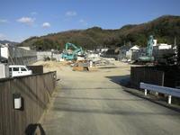 天然温泉さがの海田、解体工事進む。跡地はマンションに - 安芸区スタイルブログ-安芸区+海田町・坂町・熊野町-