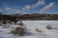 冬のバラキ湖④バラキ高原 - 光画日記