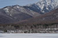 冬のバラキ湖⑦バラキ高原 - 光画日記