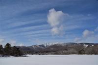 冬のバラキ湖⑥バラキ高原 - 光画日記