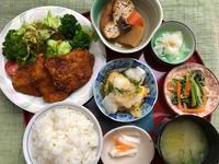 切りカツ★(^^♪・・・・・700円ランチ - 日だまりカフェ