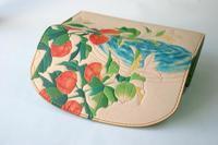 ほおずきの長財布 - wakaba leather works