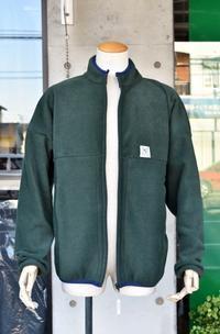 TRIPLE CROWN ・・・ Fleece ZIP JACKET (当店別注) - selectorボスの独り言   もしもし?…0942-41-8617で細かに対応しますョ  (サイズ・在庫)