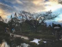 冬の金沢、兼六園 - うつわ愛好家 ふみの のブログ