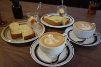 喫茶室ミミタムさんの自家製パンのトースト - *のんびりLife*