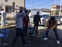 餅つき - ブログ版 八女福島町並み通信