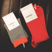 冬、お足元にSOCKSist - Shoe Care & Shoe Order 「FANS.浅草本店」M.Mowbray Shop