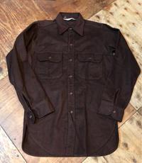 80s  Woolrich ウールリッチシャモアクロスシャツ! - ショウザンビル mecca BLOG!!