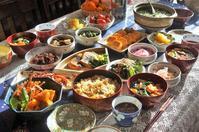 ■続・お正月料理3日の朝ご飯【全貌編とカジキマグロの煮付け/厚焼き玉子焼き他】 - 「料理と趣味の部屋」