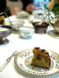 オーチャードフルーツケーキを作りましょう♪ - お茶をどうぞ♪