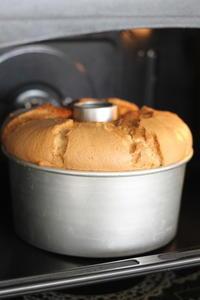 ミルクティーシフォンケーキ - launa パンとお菓子と日々のこと