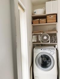 我が家の洗濯まわり事情とブログタイトル変更 - 「暮らしを整え、暮らしを楽しむ」