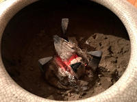 火鉢は楽しい。冬の夜の密かな楽しみです - 駄馬も千里。