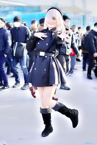 ぽぷり さん[Popuri] @petit_popuri 2018/12/31 ビッグサイト(Tokyo Big Sight)コミケ3日目 (c95) - ~MPzero~ [コスプレイベント画像]Nikon D5 & Z6