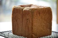 コムシノワの紅茶食パンとスコーン - ゆずぱん日記