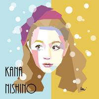 西野カナ様 - missa*diary