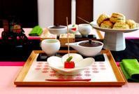 ご案内☆テーブルコーディネートレッスン『 春迎えのお茶会 』 - 神戸・芦屋発 お茶とお菓子とテーブルコーディネート