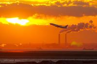2タミの日の出 - K's Airplane Photo Life