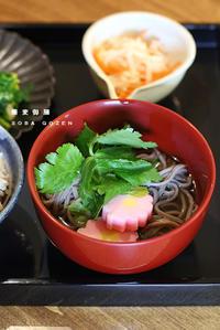 蕎麦とかしわ飯 - KICHI,KITCHEN 2