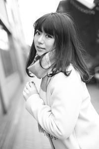 あみちゃん236 - モノクロポートレート写真館