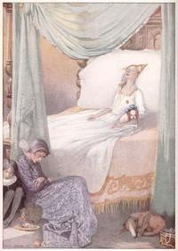 オナー・C・アップルトン:ペロー童話から 「眠り姫」 - Books