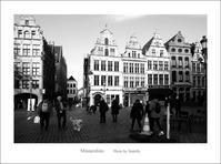 アントワープの街 スナップ#5 - Minnenfoto