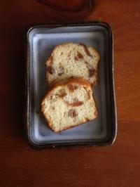 干し柿と胡桃のパウンドケーキ - Baking Daily@TM5