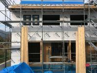 環境共生住宅太陽熱で床暖房するソーラーシステム「そよ風」2階リビングの自然素材の家静岡県駿東郡小山町用沢 - 自然素材の家造りブログ 探彩工房(たんさいこうぼう)建築設計事務所