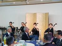 「慧林寺」さま 新年会 - 『三味線研究会 夢絃座』 三味線って 楽しいかもぉ~!