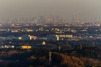 今日は夕暮れの日和田山へ - デジカメ写真集