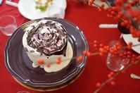 Maki Cooking Studio 12月レッスン ~クリスマスレッスンⅡ - 晴れた朝には 改