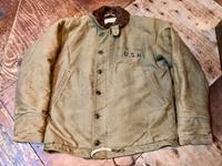 1/12(土)入荷! WW2 40s N-1 デッキジャケット! - ショウザンビル mecca BLOG!!