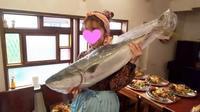 ブリ料理 と ブリ12.85㎏ - 漁・猟師(直売有)の主人と島で田舎暮らし~