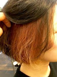 セクションカラーとピンクと。 - 吉祥寺hair SPIRITUSのブログ