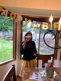 林檎ママたちとの新年会は〜ワタクシの誕生日パーティでした❤︎ - くもりのち雨、ときど~き晴れ Seattle Life 3