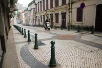 石畳とタイルの街マカオ - ぶらり休暇