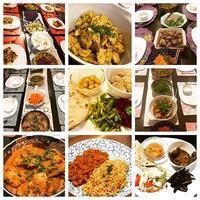 青蓮インド料理&メヘンディーレッスン2019始動 - Blue Lotus