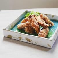 お昼ごはん〜手羽の唐揚げ〜 - 料理教室 あきさんち