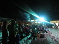 1月19・20日は定山渓自然の村へ!! - 秀岳荘みんなのブログ!!