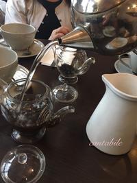 紅茶のある暮らしティーライフレッスン♪ - 佐賀県伊万里市フラワーアレンジメント&紅茶レッスン cantabile♪ flower &tea Lesson 伊万里style