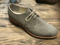 明日1月13日(日)荒井弘史入店日です - Shoe Care & Shoe Order 「FANS.浅草本店」M.Mowbray Shop