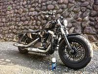 バイク磨き - EVOLUTION
