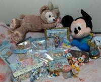ディズニーでネット購入したお土産を開封! - 風恋華Diary