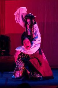 新芸座公演「ゆうれい貸屋」舞台写真12 - 劇団新芸座ブログ